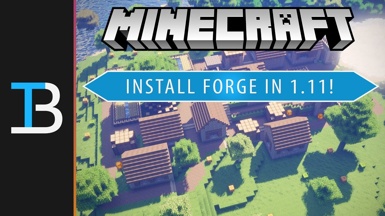 forge minecraft 1.11