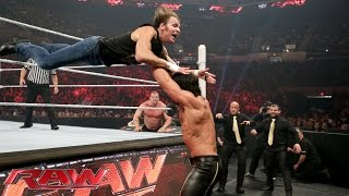 Roman Reigns & Dean Ambrose vs. Seth Rollins & Kane: Raw, May 25, 2015