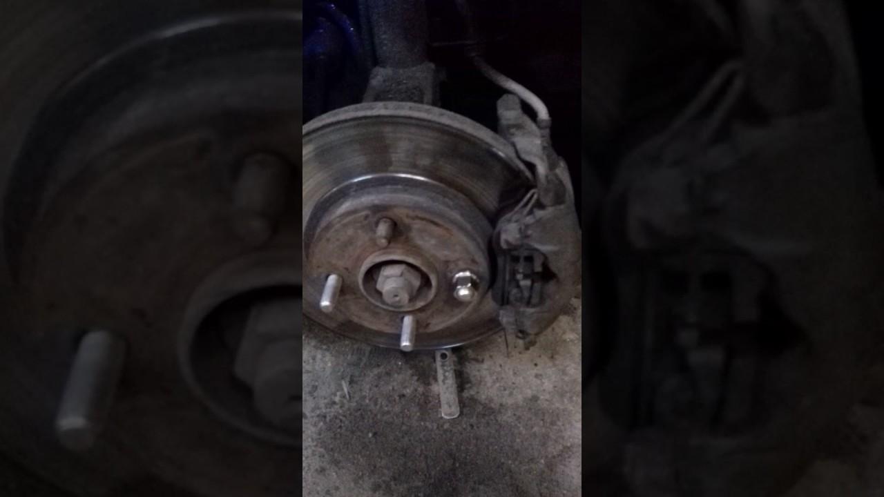 Замена колесных шпилек форд фокус 2