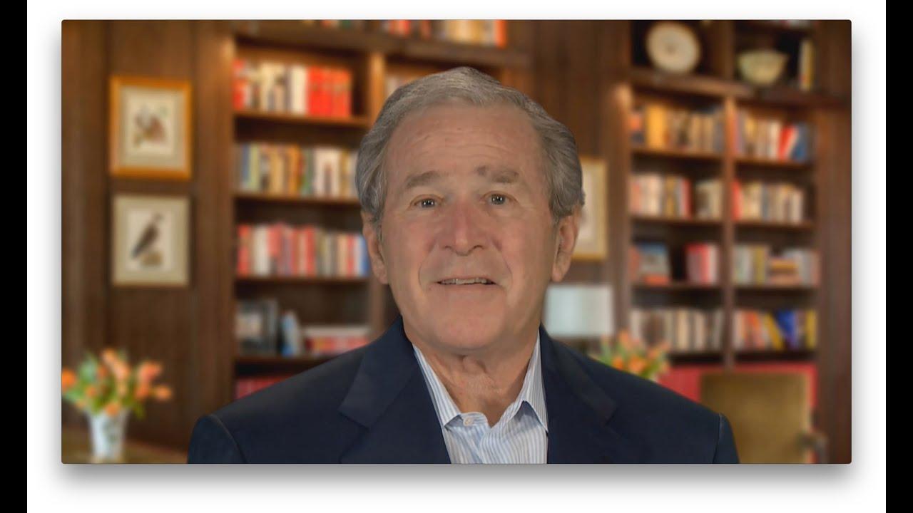 President George W Bush On 41 A Portrait Of My Father Youtube