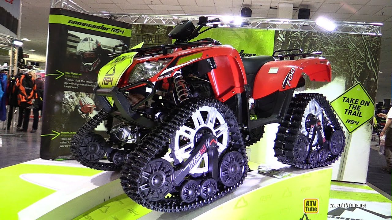arctic cat atv 700 xt