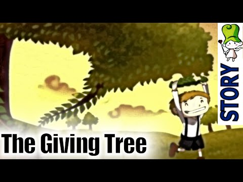 The Giving Tree - Bedtime Story (BedtimeStory.TV)