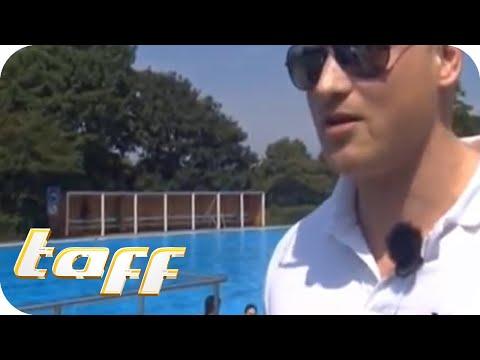 Das Skandal-Freibad | taff | ProSieben