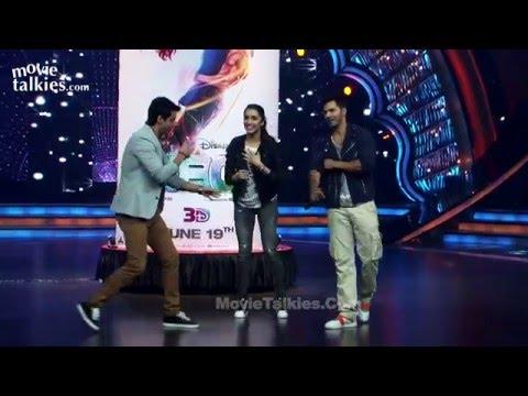 ABCD 2 - Dance India Dance Season 5    Varun Dhawan, Shraddha Kapoor