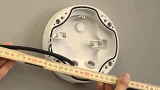 AXIS Q2901-E 19 mm 8.3 fps - Angl Horiz 32° vidéo