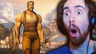 Asmongold Plays WoW Classic, and He CAN'T BELIEVE WHAT HAPPENS!