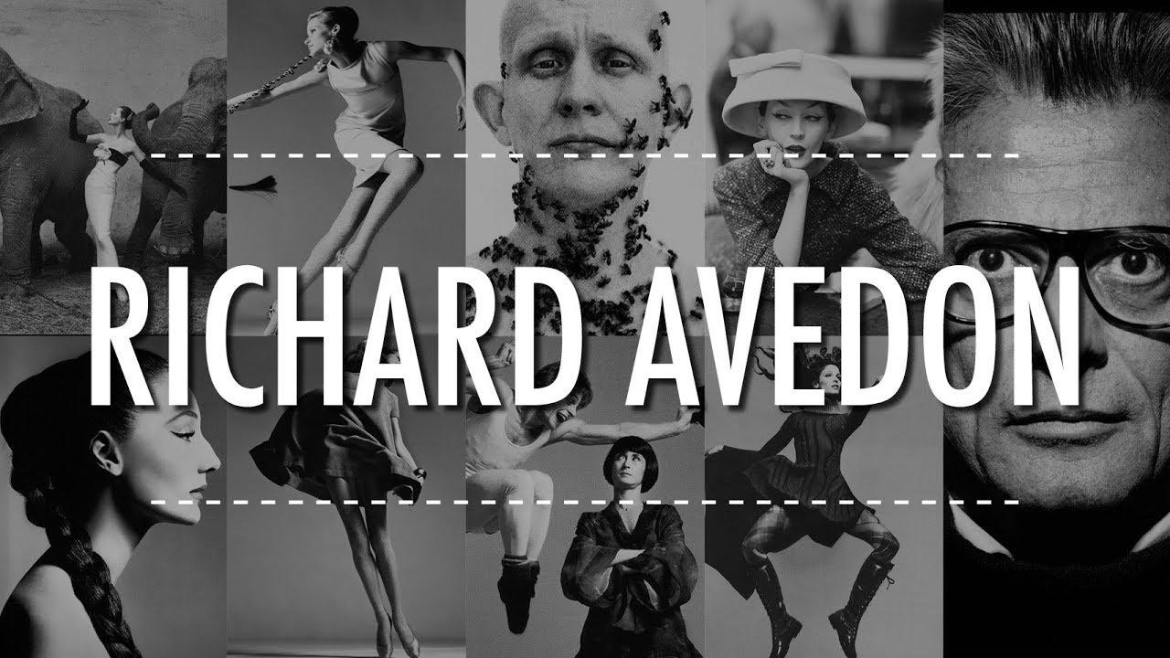 Legendary Fashion Photographers , Richard Avedon \u2014 Julian R