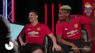 Mastermind challenge with Pogba & Sanchez (Teaser)