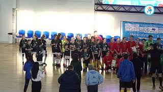 Соревнования III этапа Общероссийского проекта Мини футбол в школу в ЮФО СКФО 13 03 2021