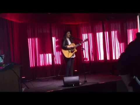 Codi Kaye singing (original) 'Run Away'