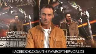 The War of The Worlds - Alive on Stage! 2012-13 tour - Marti Pellow