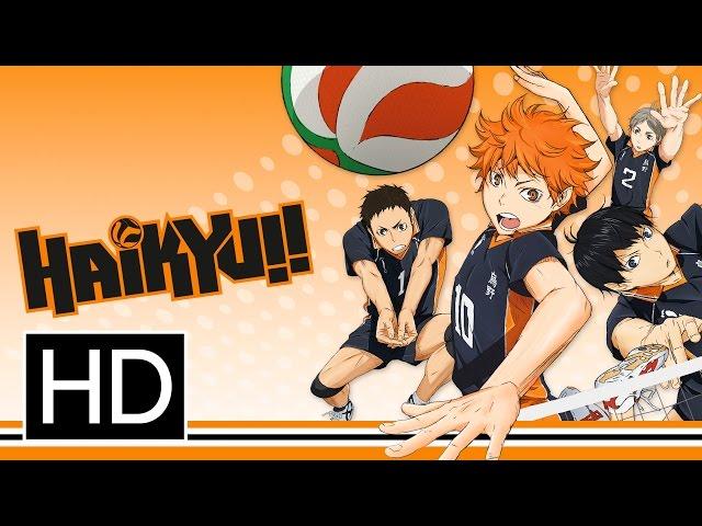 Haikyu!! - Official Trailer