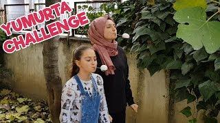 Yumurta Challenge | Sonunda Sürpriz Hediyeli Yarışma 😂 - Egg Challenge