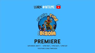 Baixar Circle Time With Bisola - Episode 2- Golden Olympian - Learn With Me