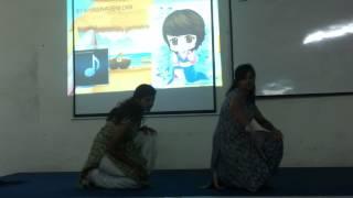Ash & Veni, Dance Performance ( Indonesia )