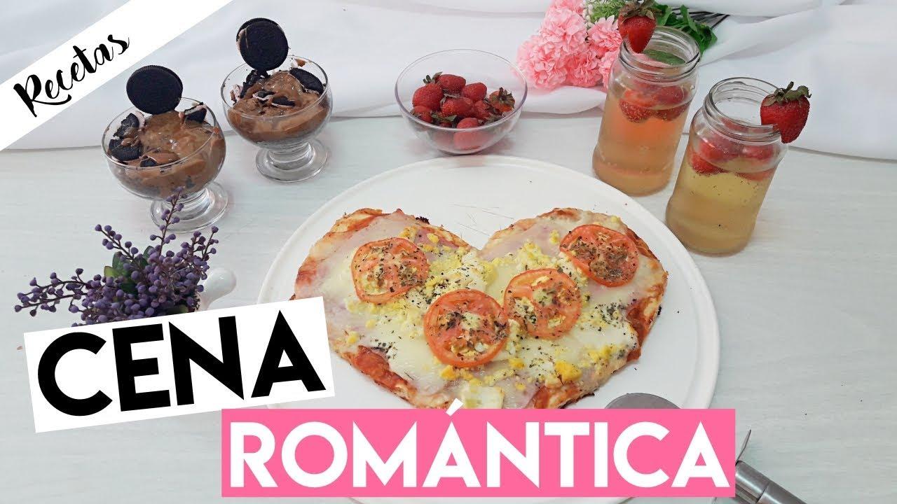 Men cena rom ntica en casa f cil para san valentin ft - Cena romantica a casa ...