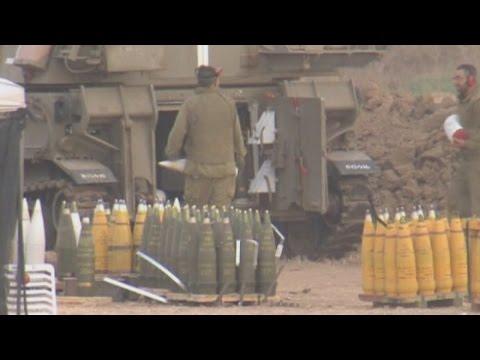 Gaza Strip 2014: Israel intensifies bombardment