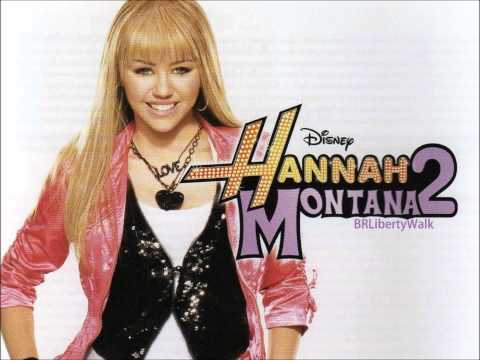 Hannah Montana - Rock star (HQ)