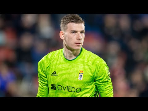 ANDRIY LUNIN IS READY FOR REAL MADRID 2020   HD