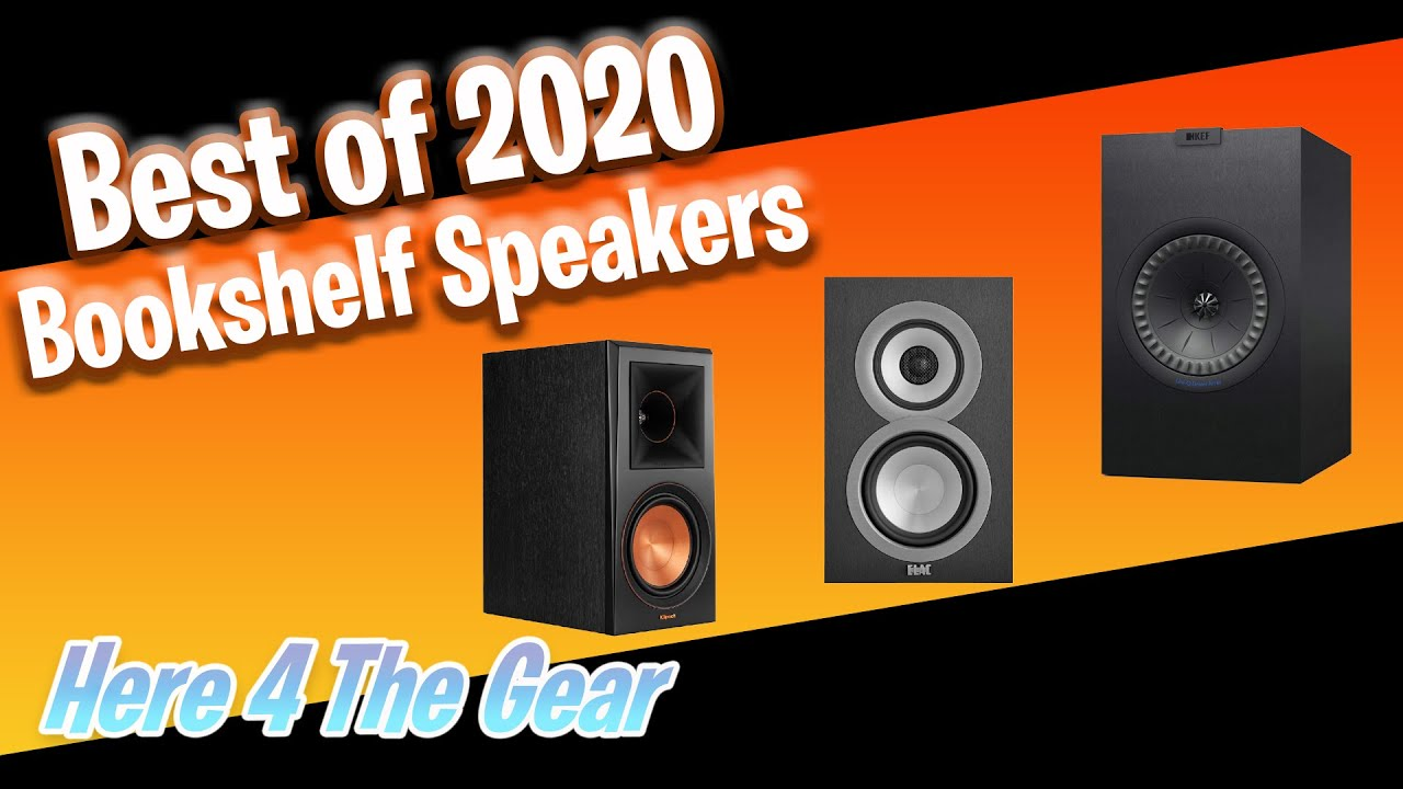 Best Bookshelf Speakers of 2019 Review by Here 4 The Gear