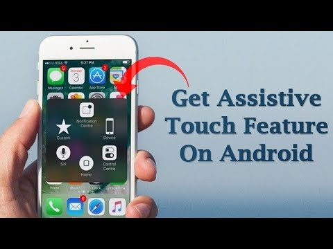 Assistive Touch For Android 2020