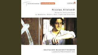 Cello Sonata No. 4 in C Major, Op. 102, No. 1: II. Allegro vivace