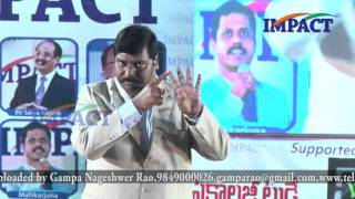 Be A winner  by Gampa Nageshwer Rao at IMPACT Hyderabad 2016