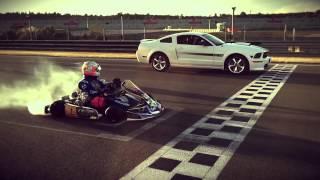 Ford Mustang vs KZ2