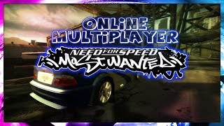 NEED FOR SPEED : MOST WANTED 2005 [ONLINE MULTIPLAYER FUN WITH FRIENDS] [RACES+CHALLENGES & MORE] !!
