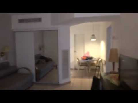 HOTEL ROOM TOUR: Room 123 At Isrotel Riviera Club Hotel In Eilat