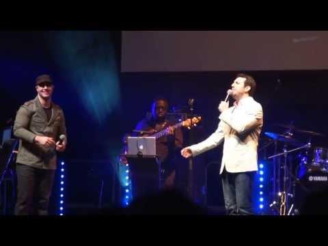 Mesut Kurtis and Maher Zain - Mawlaya Salli Nasheed *LIVE* Performance - London Troxy April 2013