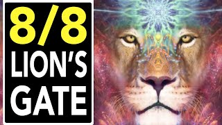 New Moon Energy Update for 8/8/2021 (POWERFUL Lion's Gate Opening!)