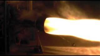 SpaceX Testing - Merlin Ablative
