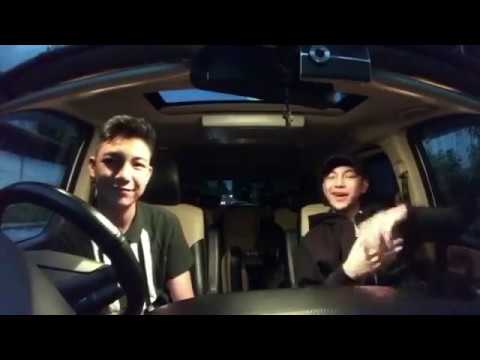 DARREN ESPANTO - Dying Inside to Hold You Dance Challenge