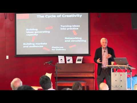 Charles Landry - Creative Cities Index - Palmerston North