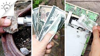 Smart Ways To Hide Cash Around The Home
