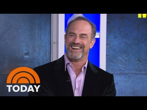 Christopher Meloni Is Happy About His New Syfy Series 'Happy'  TODAY