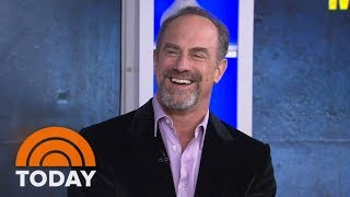 Christopher Meloni Is Happy About His New Syfy Series 'Happy' | TODAY