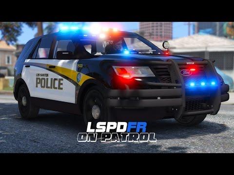 LSPDFR - Day 285 - Restraining Order (Live Stream)