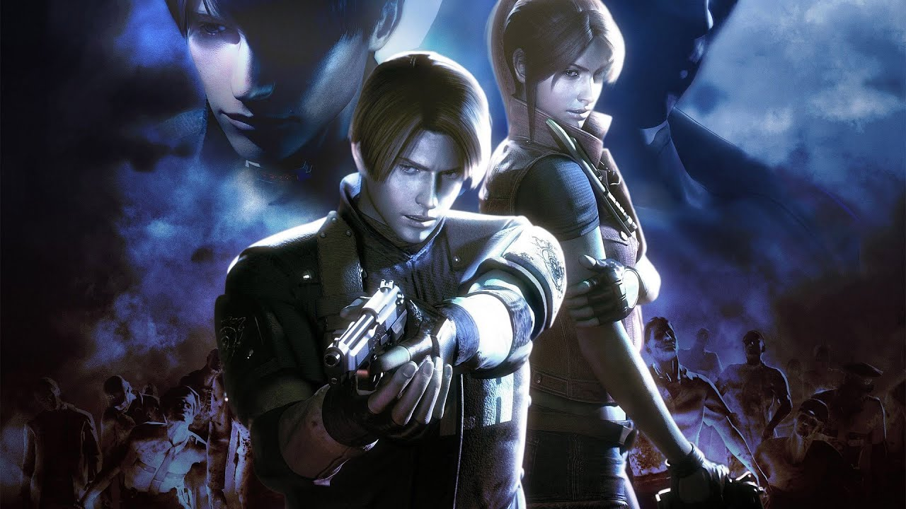 Image result for resident evil the darkside chronicles