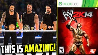 This WWE Game Is Legendary! | WWE 2K14
