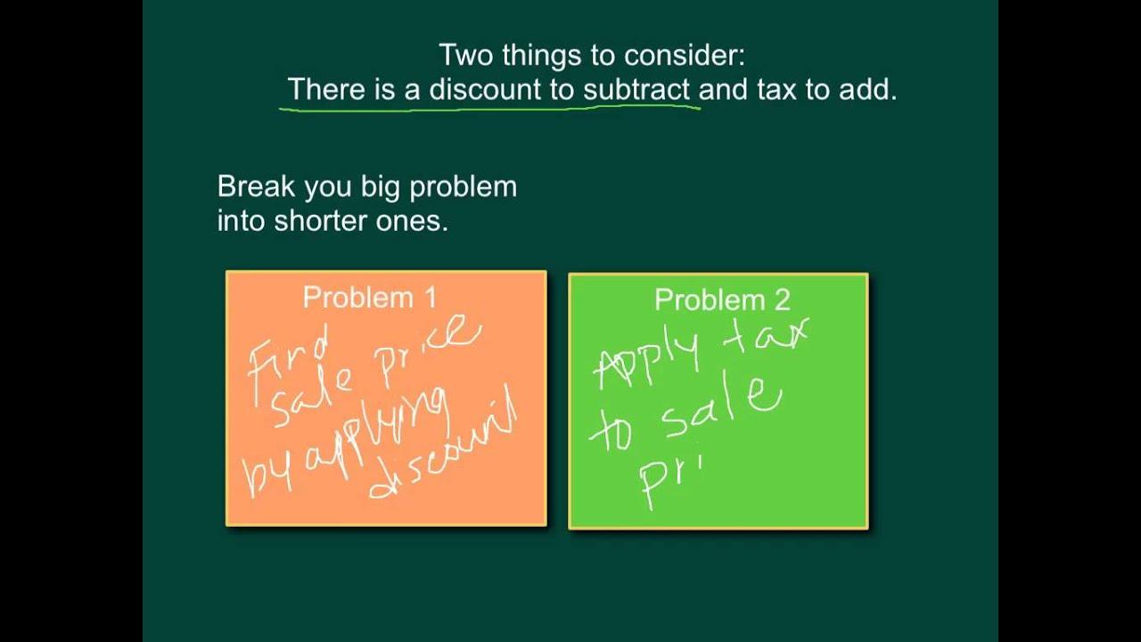 how to add sales tax percentage