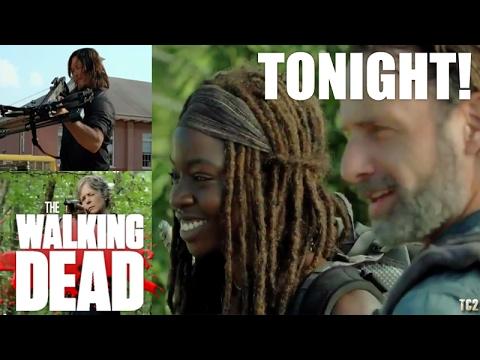 The Walking Dead Season 7 Mid-Season Premiere Tonight!  Final tc2 Q and A!