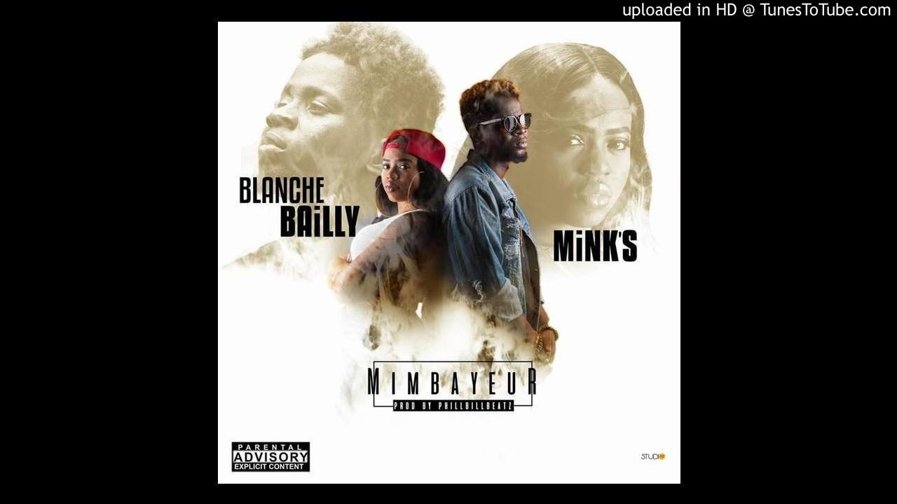 blanche bailly feat minks