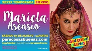 MARIELA ASENSIO - NOTA 05-08-2017