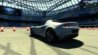 Gran Turismo 6 - Coffee Break - Cone Challenge Trial 2 - Gold