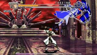 Guilty Gear Judgment - final boss and ending