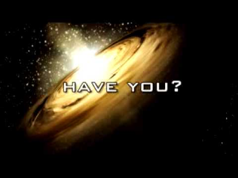Science Fiction Book Trailer - out of this world!