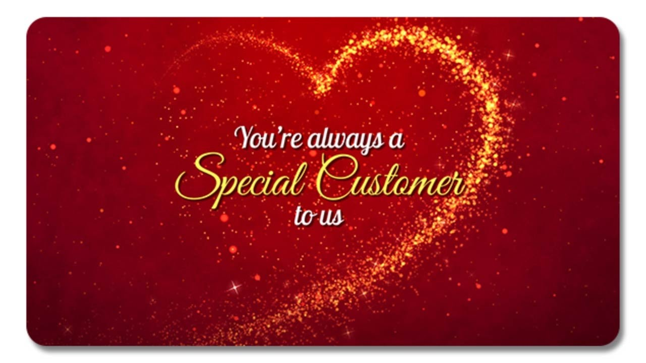 Business Valentine Greetings 19299743 After Effects Template Youtube