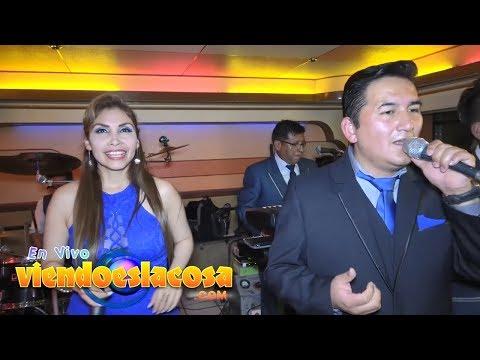 VIDEO: A FLOR DE CUMBIA - Par De Anillos ¡En VIVO! - VIENDO ES LA COSA - Cumbia 2019